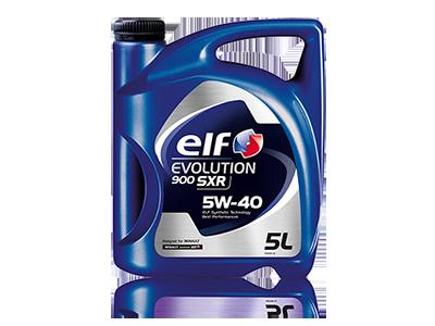 Масло Elf Evolution 900 SXR 5W40 моторное, синтетическое (4л)