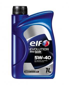 Масло ELF EVOLUTION 900 SXR 5W40 моторное, синтетическое (1л)