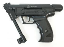Пневматический пистолет BLOW H01 переломный кал. 4,5мм