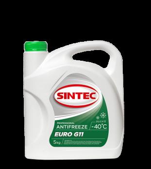 Антифриз Sintec зеленый (5л)