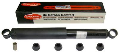 Амортизатор М-412 задний DELPHI 01271 в сборе со втулками