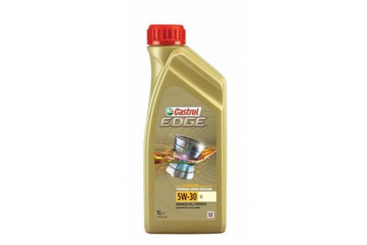 Масло Castrol EDGE 5W30 LL моторное, синтетическое (1л)