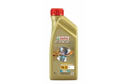 Масло Castrol EDGE 5W30 С3 моторное, синтетическое (1л)