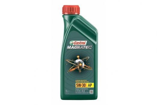 Масло Castrol Magnatec 5W30 AP моторное, синтетическое (1л)