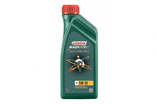 Масло Castrol Magnatec 5W30 А5 моторное, синтетическое (1л)