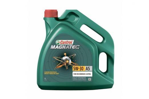 Масло Castrol Magnatec 5W30 А5 моторное, синтетическое (4л)