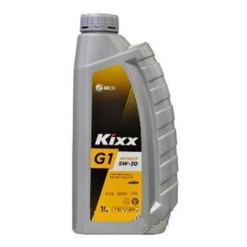 Масло Kixx 5W30 G1 SN/CF моторное, синтетическое (1л)