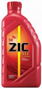 Масло ZIC ATF SP4 трансмиссионное, синтетическое 132646 (1л)