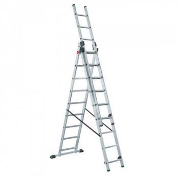 Лестница трёхсекционная LWI 3х12