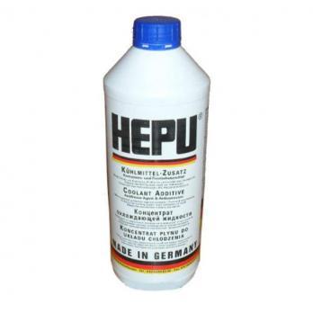 Антифриз HEPU синий концентрат (1,5л) P999