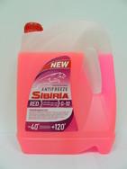 Антифриз SIBIRIA -40 G12 розовый (5кг)